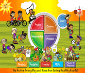 Juegos Educativos Para Ninos De Alimentos Saludables Juegos De